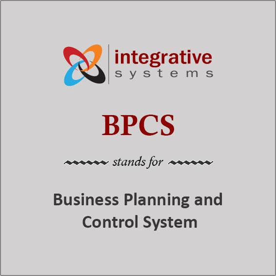 BPCS,Infor LX